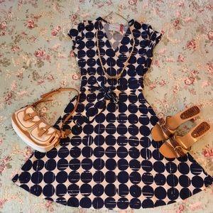 "Leota ""compass rose"" dress"